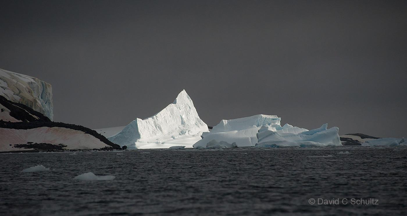 Iceberg in Antarctica - Image #167-1161