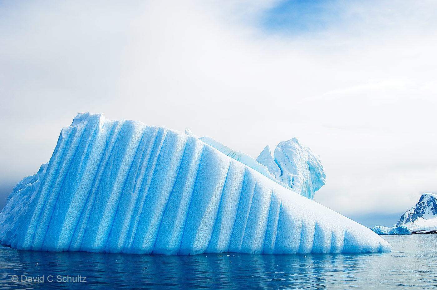 Iceberg in Antarctica - Image #167-476