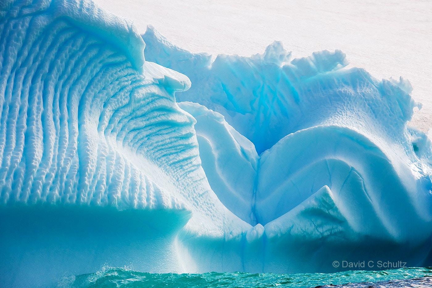 Iceberg in Antarctica - Image #167-761