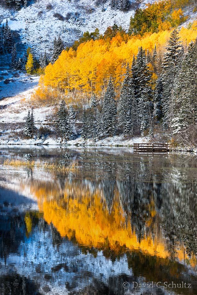 Silver Lake, Wasatch Mountains, Utah - Image #3-1046