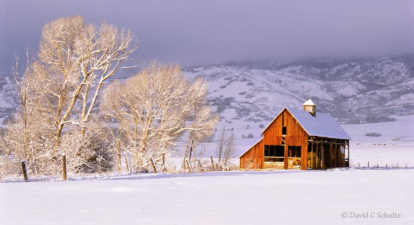 Tate Barn Heber Valley Utah- Image #13-858b
