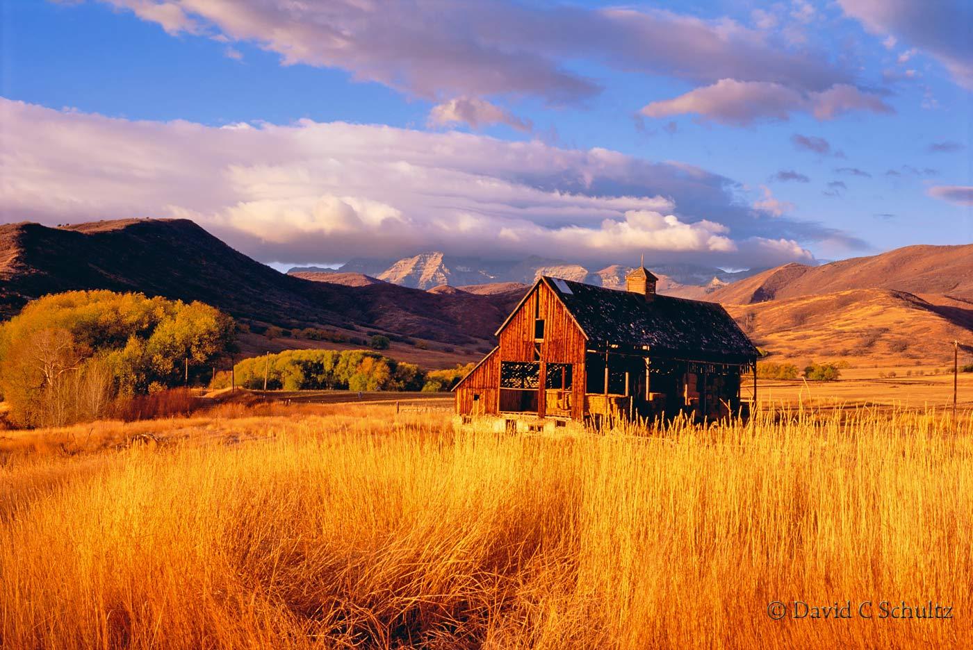 Tate Barn Heber Valley Utah- Image #13-948