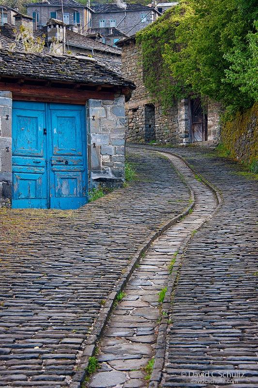 Zagori Region, Greece - Image #201-22