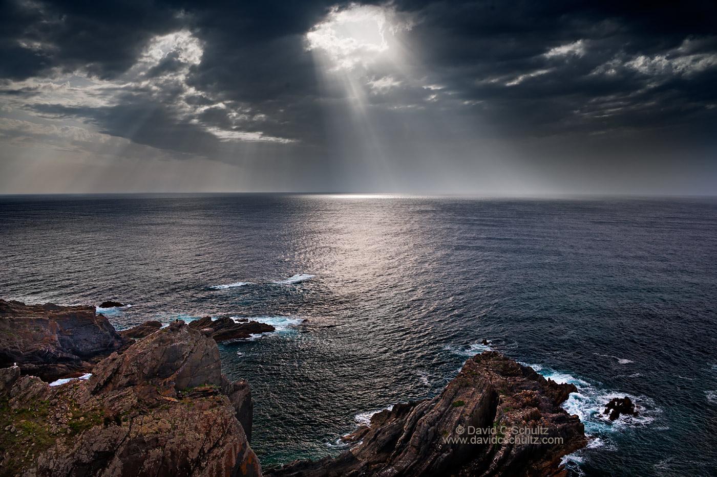 Coast of Portugal - Image #136-1658