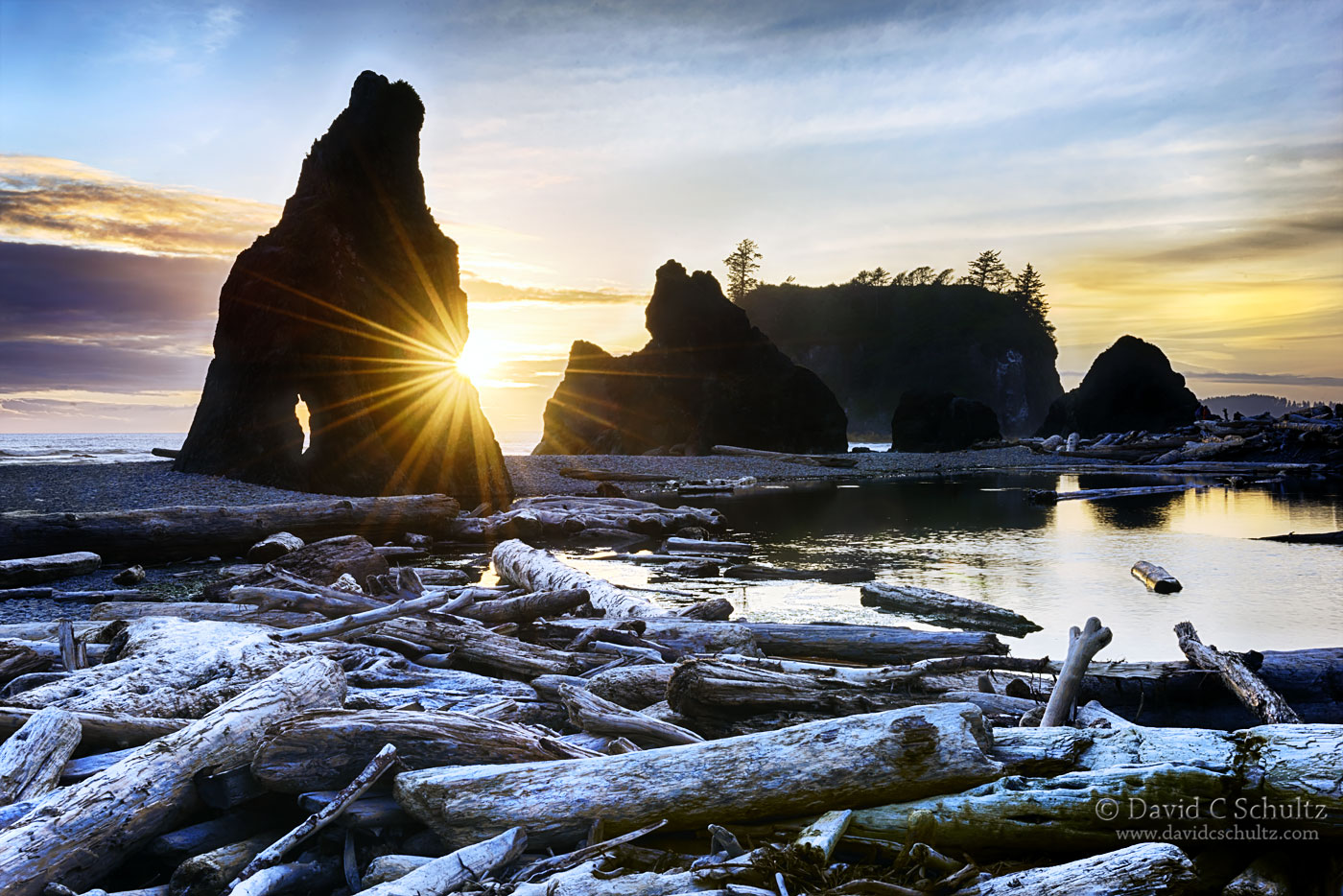 Ruby Beach, Washington - Image #136-4856