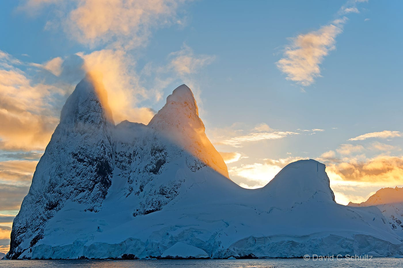 Lemaire Channel, Antarctica - Image #166-626