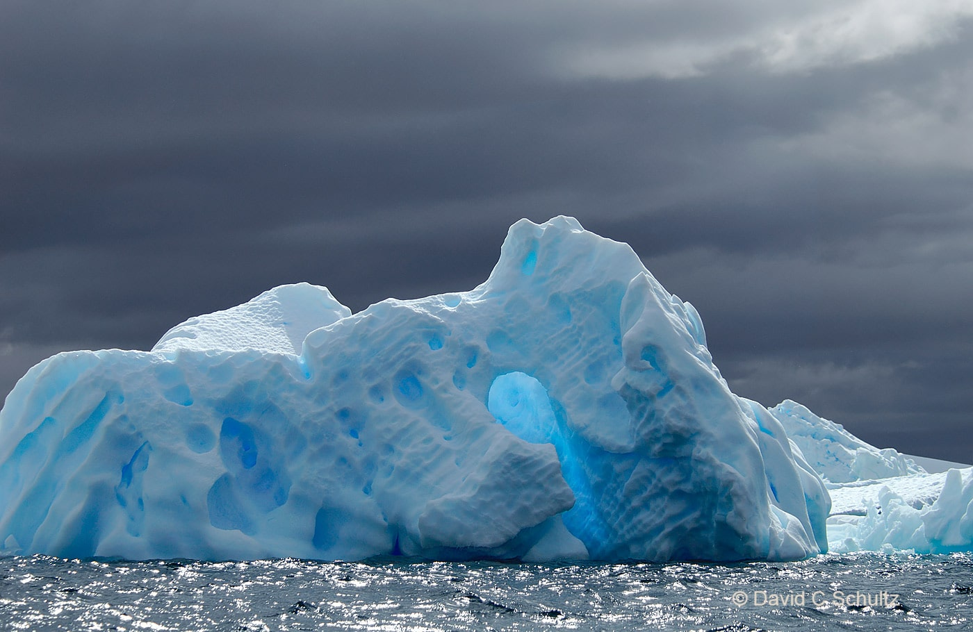 Iceberg in Antarctica - Image #167-131