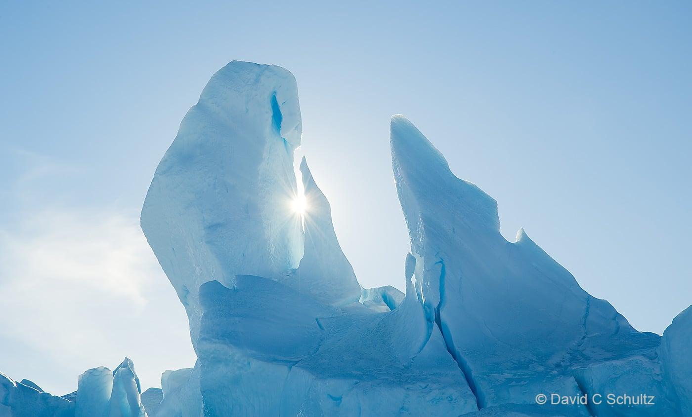 Iceberg in Antarctica - Image #167-513