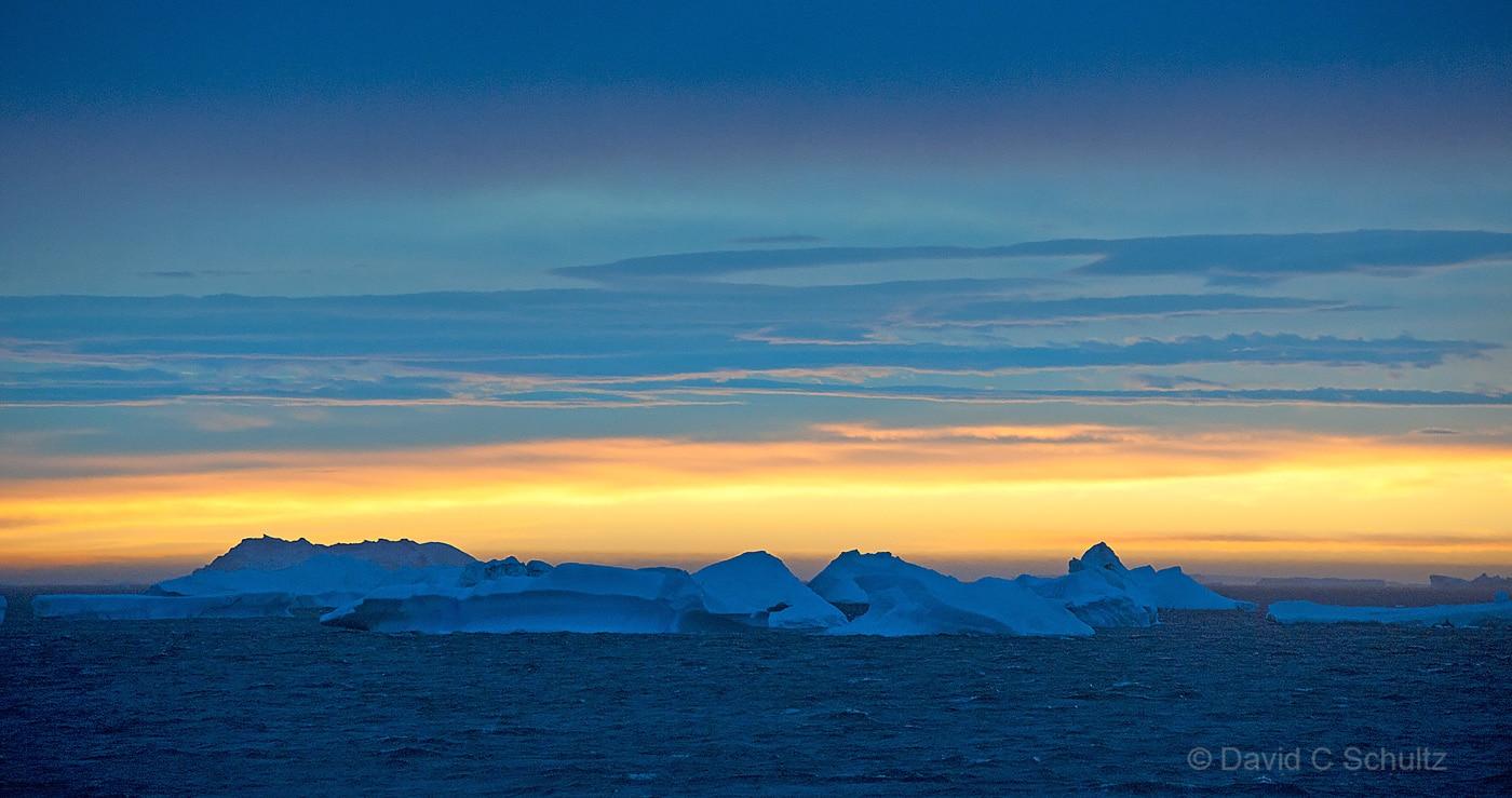 Iceberg in Antarctica - Image #167-994