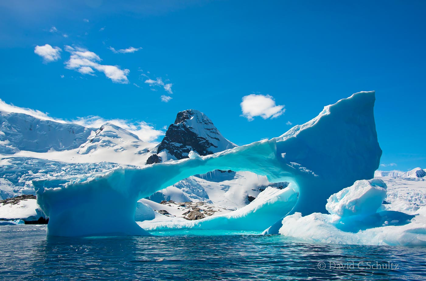 Antarctica iceberg - Image #167-2870