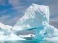 Iceberg in Antarctica - Image #167-484