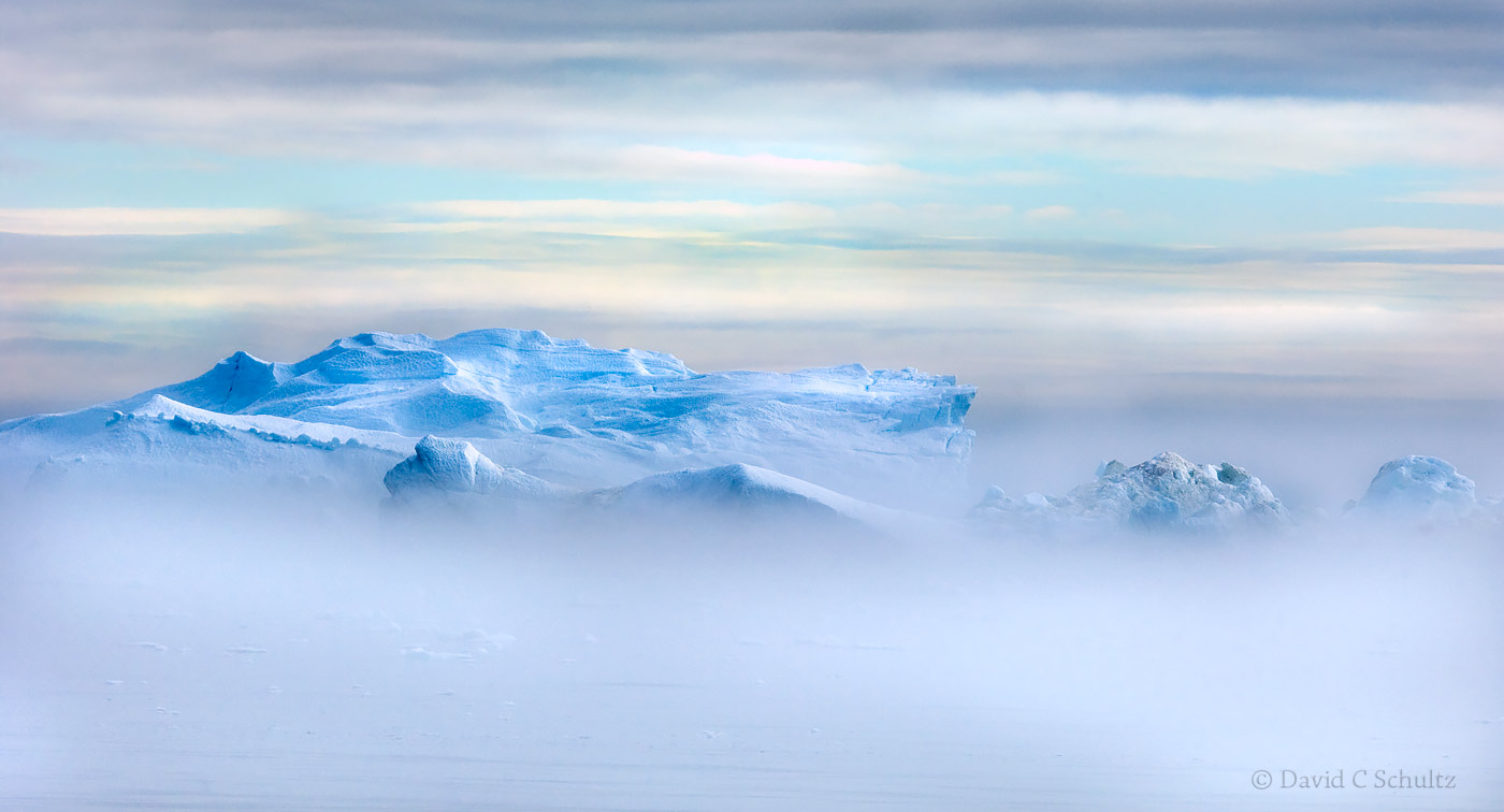 Icebergs in Baffin Bay - Image #167-591