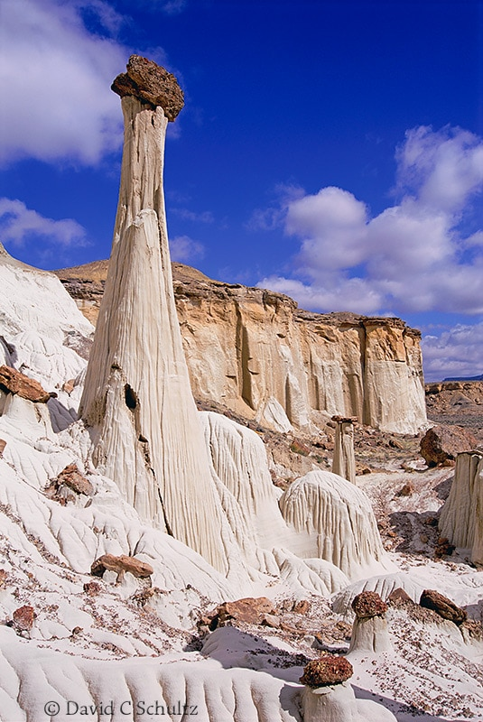 The White Hoodoos, Utah - Image #157-91