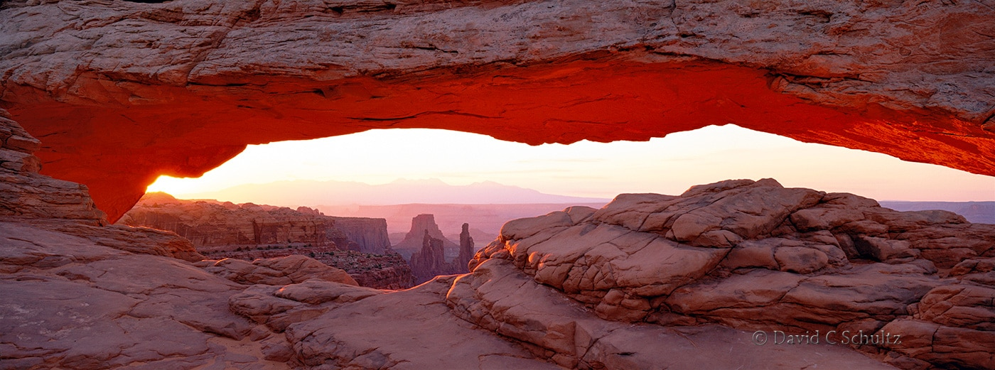 Mesa Arch, Canyonlands National Park Utah - Image #30-211