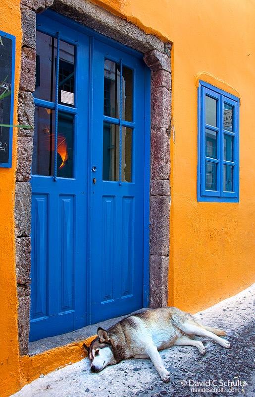 Fira, Santorini, Greece - Image #202-681