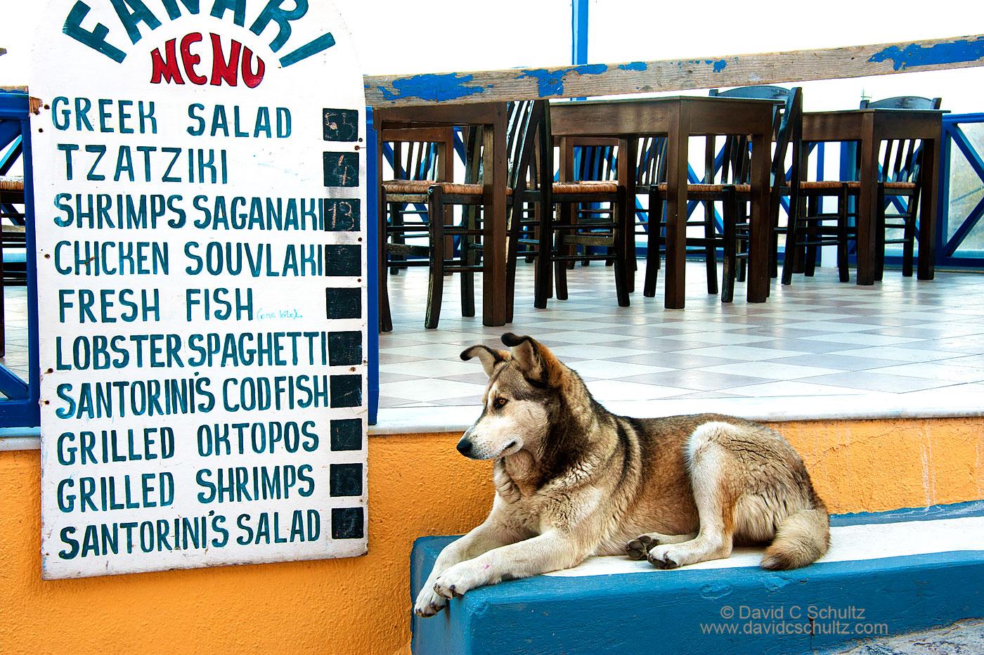 Fira, Santorini, Greece - Image #202-743