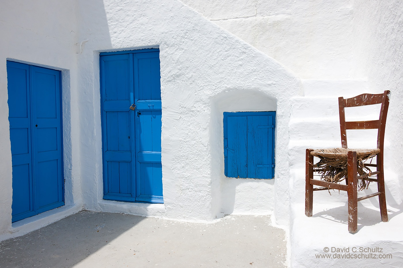 Oia, Santorini, Greece - Image #202-85