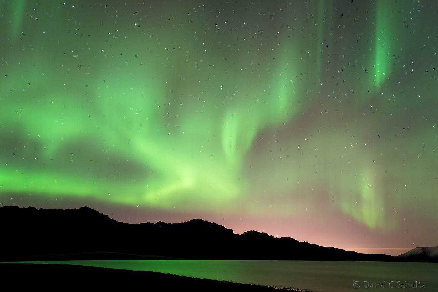 Northern Lights Iceland - Image #211-784