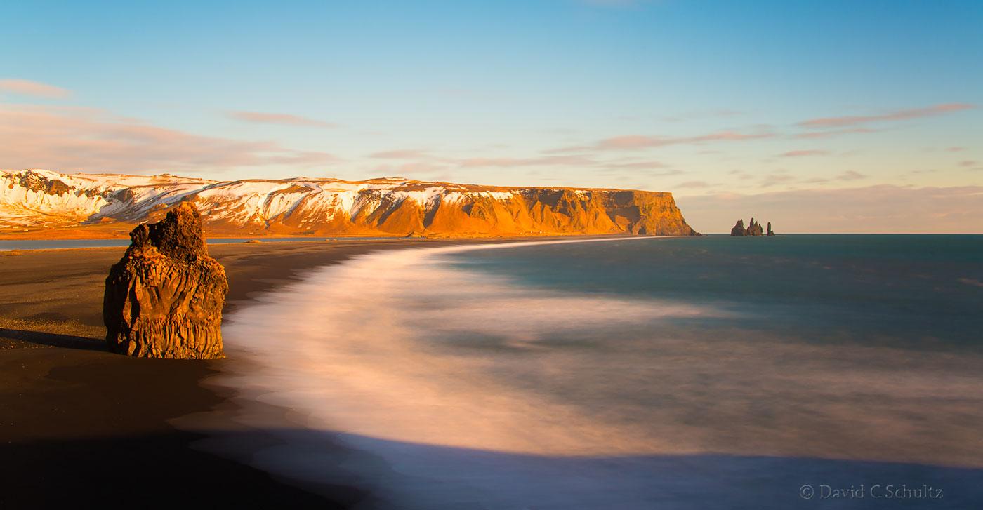 Reynisdrangar Iceland - Image #211-735