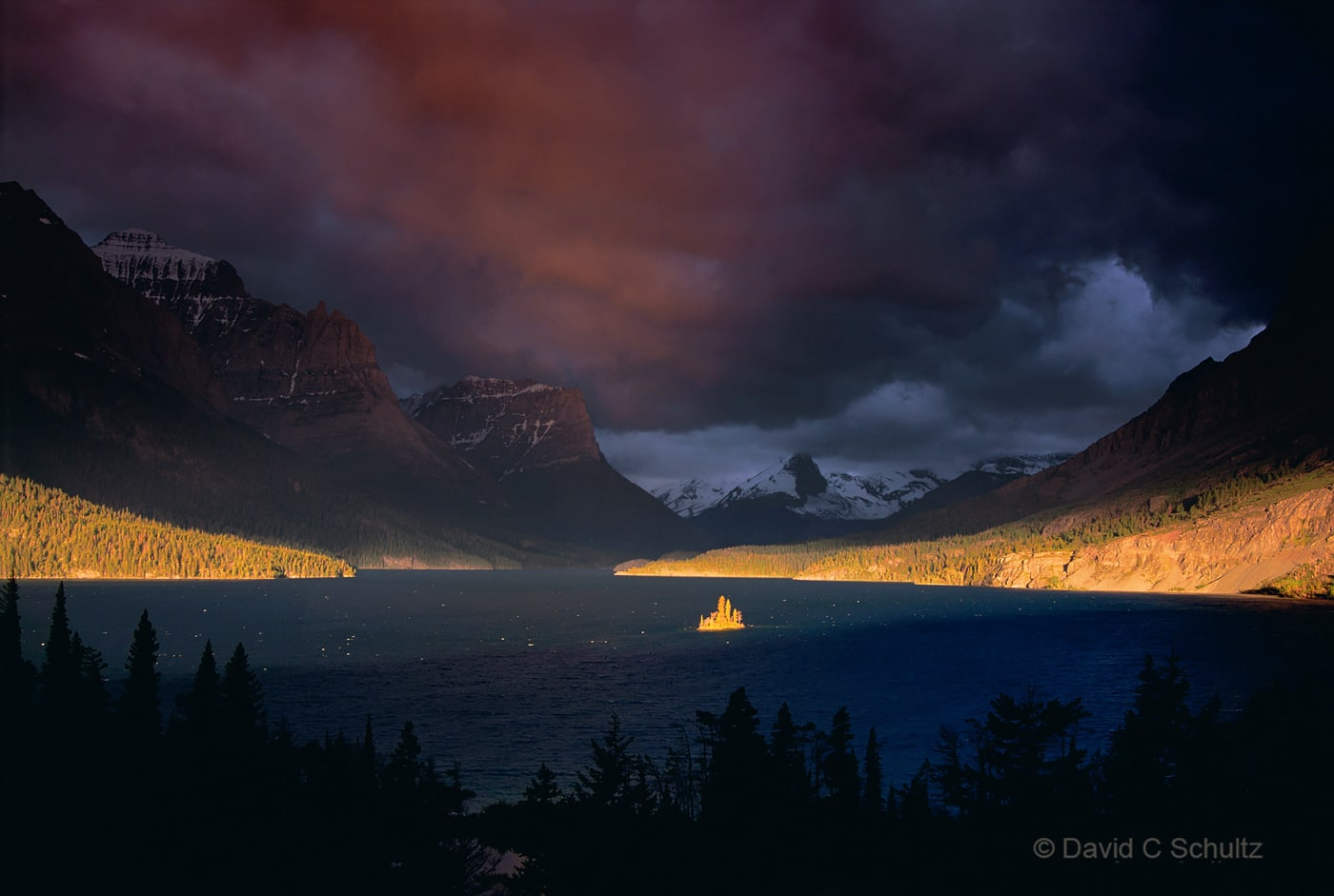 Glacier National Park, MT - Image #43-311