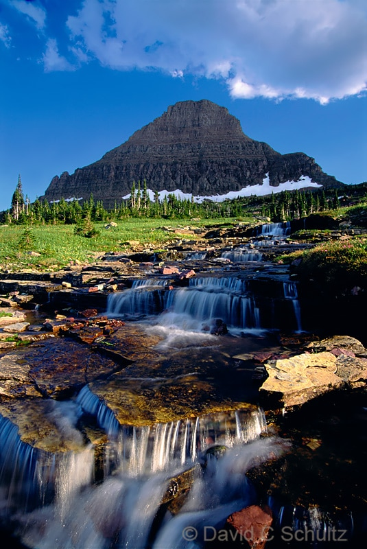 Glacier National Park, MT - Image #43-465
