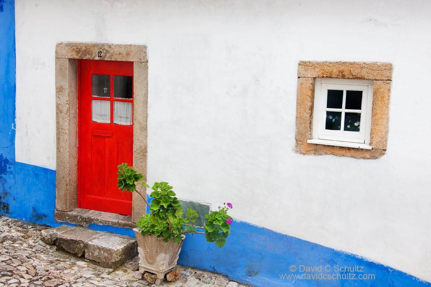 Obidos, Portugal - Image #203-338