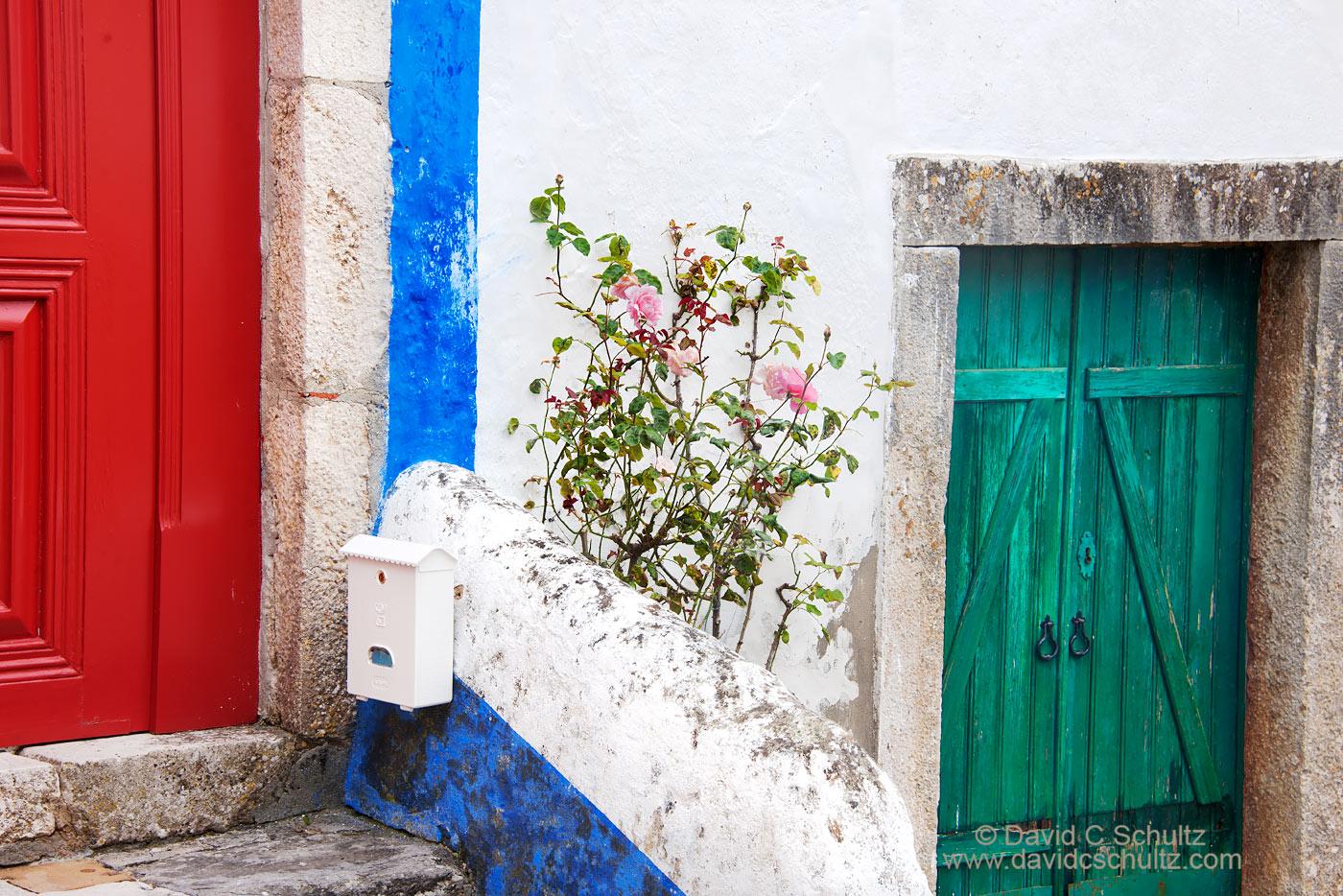 Obidos, Portugal - Image #203-348