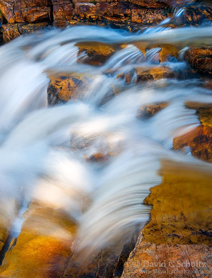 Provo River Falls Utah - Image #104-02532