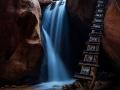 Kanarra Creek Falls, Utah - Image #33-6168
