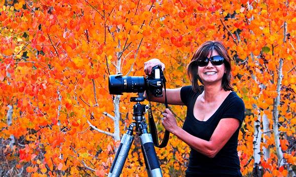 Park City Utah autumn photography tours and lessons.