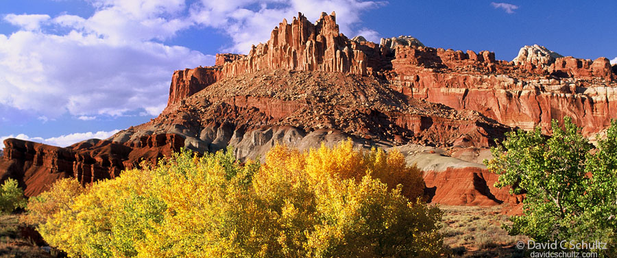 Photography workshop in Southern Utah Capitol Reef National Park