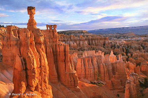 Sunrise at Bryce National Park, Utah, photography workshop in southern utah 2014