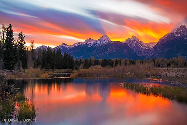 Grand Teton National Park Autumn Photo Tour