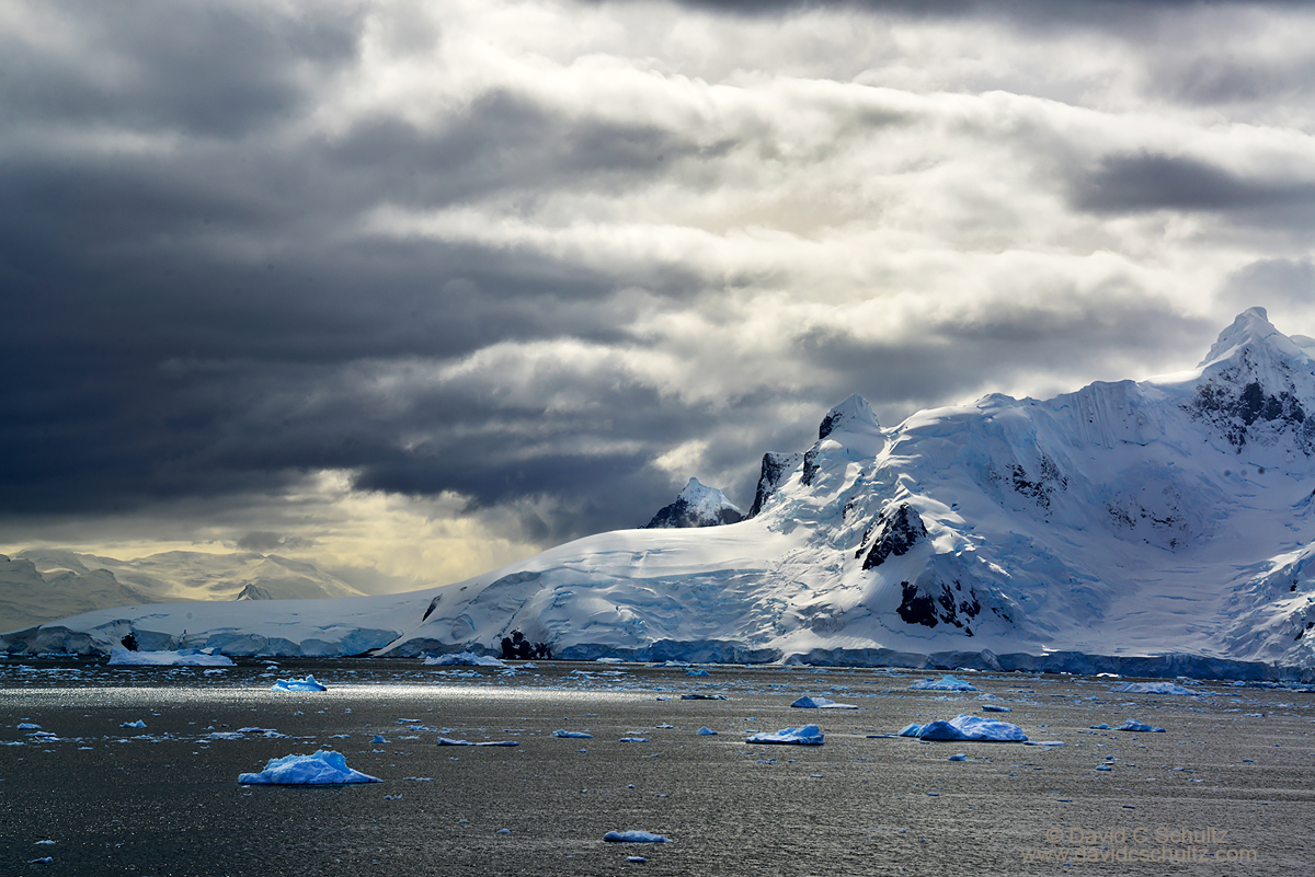 Storm Over Antarctica
