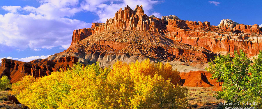 Autumn Southern Utah Photography Tour
