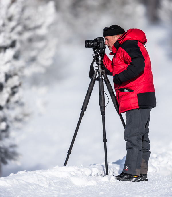 David C Schultz Yellowstone Photo Tours gear list