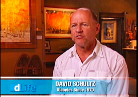 Nature photographer David C Schultz interviewed on CNBC dLife TV