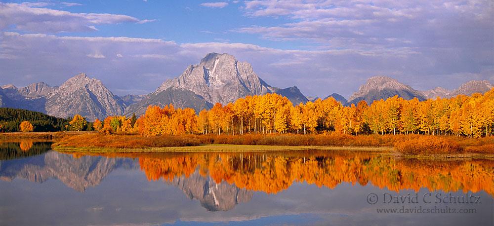 Grand Teton Photography Tour autmn with David C Schultz