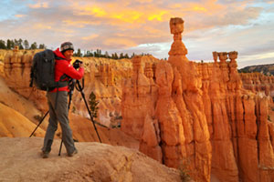 Private photography lessons and tours by award winning nature photographer David C Schultz