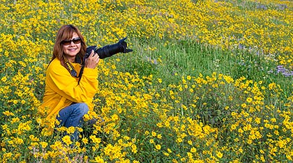 Private photography tours in Park City Utah area.