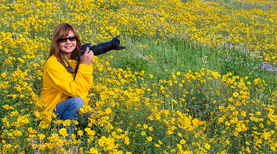 Park City Utah photography tours and lessons