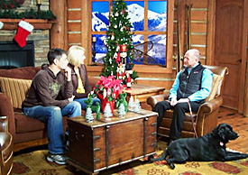 Wildlife photographer David C Schultz interview on PCTV, Park City, Utah