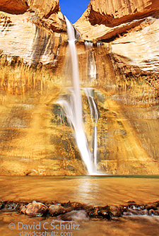 Calf Creek Falls Utah