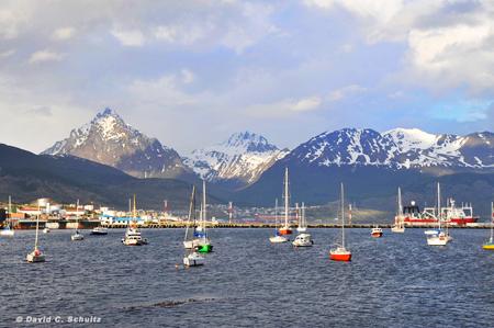 Antarctica travel tips where to start, Ushuaia, Argentina