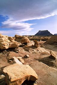 Cainville Wash Utah
